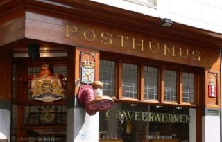 Posthumus, Amsterdam