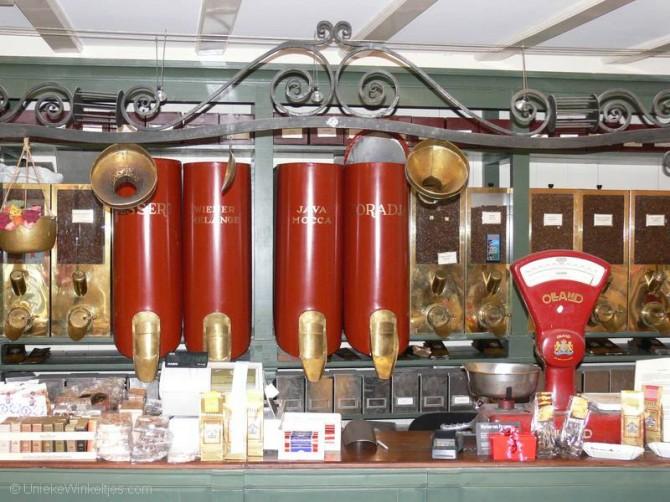Wijs en Zonen Koffie en Thee, Amsterdam