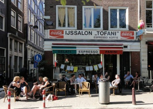 Ijsalon Tofani, Amsterdam