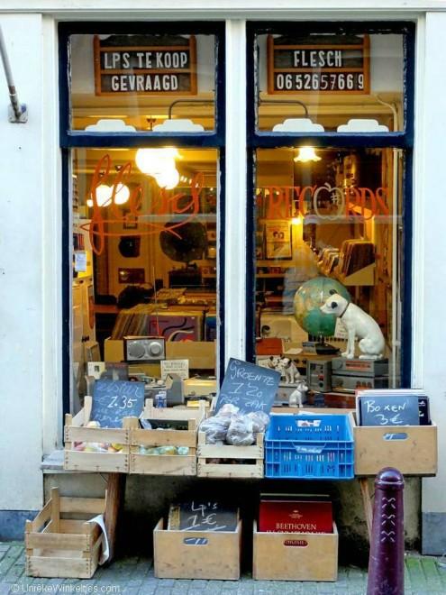 Flesch Records, Amsterdam