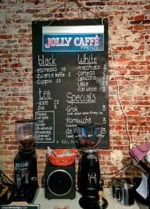 Lekker koffie, Zeedijk, Amsterdam